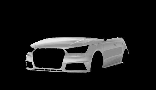 Цвета кузова S1 Sportback